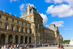 Grelha - Paris Foto de Stock Royalty Free