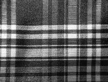 Grelha preto e branco Fotos de Stock
