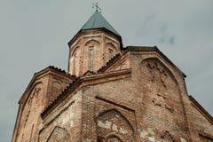 Gremi修道院,乔治亚 免版税图库摄影