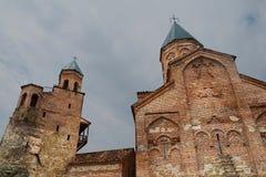 Gremi-Kloster, Georgia lizenzfreie stockbilder