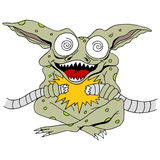 Gremlin Royalty Free Stock Photography