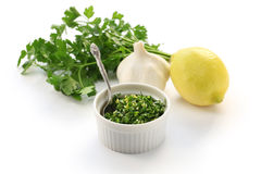 Gremolata Royalty Free Stock Photo