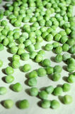 Gren peas Stock Images
