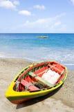 Grenada. Gouyave Bay in Grenada, Caribbean Stock Photography