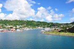 Grenada Royaltyfria Foton