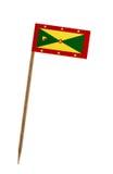 Grenada bandery Zdjęcie Stock