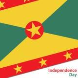 Grenada dzień niepodległości Zdjęcia Stock