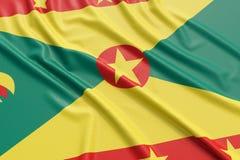 Free Grenada Flag Royalty Free Stock Photography - 92443077