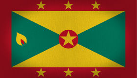 Grenada flag Royalty Free Stock Image