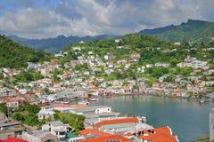Grenada-Hafen Stockbild