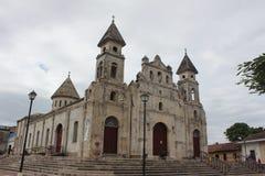 Grenada Nicaragua. This is an old church in Grenada Nicaragua Stock Photos