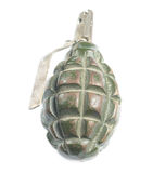 Grenade à main Photographie stock