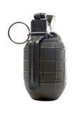 Grenade à main militaire Images libres de droits