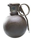 Grenade. On isolated on white background Royalty Free Stock Photography