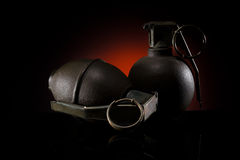 Grenade Royalty Free Stock Images