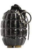 Grenade. An image of a WW1 British deactivated grenade found in France at the Battle of the Somme Royalty Free Stock Images
