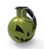 Grenade Royalty Free Stock Image