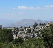 Grenade d'Alhambra Photo libre de droits