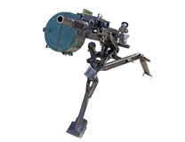 Grenade launcher Stock Images