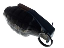 Grenade LB2 Royalty Free Stock Photo