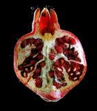 Grenade rouge Images libres de droits