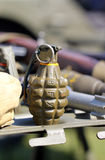 Grenade Royalty Free Stock Photo