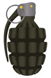 Grenade Vector Royalty Free Stock Images