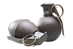 Grenades Royalty Free Stock Photo