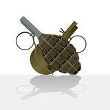 Grenades Stock Photography