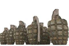 Grenades Stock Image