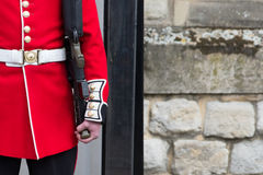 Grenadier Guard Tower of London Stock Photos