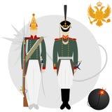 Grenadier Royalty Free Stock Photos