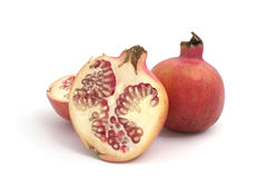 Grenadine. An exotiv fruit named grenadine Stock Images