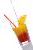 Grenadine orange juice Stock Photography