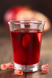 Grenadine Syrup Stock Images