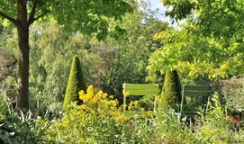 Grenery garden Royalty Free Stock Photos