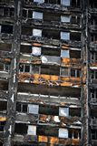 Grenfell tower, London, stock photos