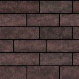 Grenier en pierre de modèle de texture sans couture de mur de briques illustration libre de droits