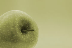 Grenn Apple Stock Photo