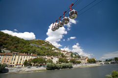 Grenoble Royalty Free Stock Photography