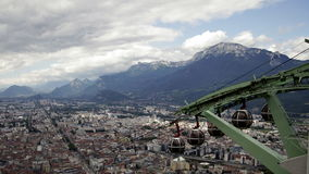 Grenoble Royaltyfri Foto