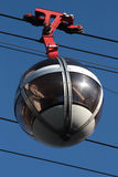 Grenoble-Bastille cable car, a bubble Royalty Free Stock Photos