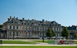 Grenoble city square Stock Photos