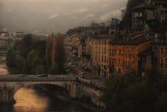 Grenoble Stock Photography