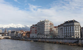 Grenoble, France Royalty Free Stock Photo