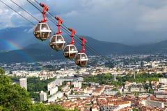 Grenoble, Francia Foto de archivo