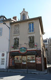 Grenoble old town. France Royalty Free Stock Image