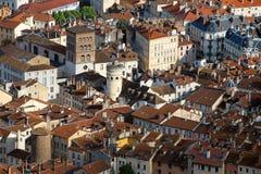 Grenoble stary miasteczko, Francja Zdjęcia Stock