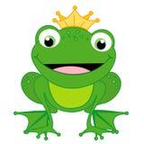 grenouille illustration libre de droits