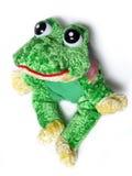 grenouille de Doux-jouet Photos stock